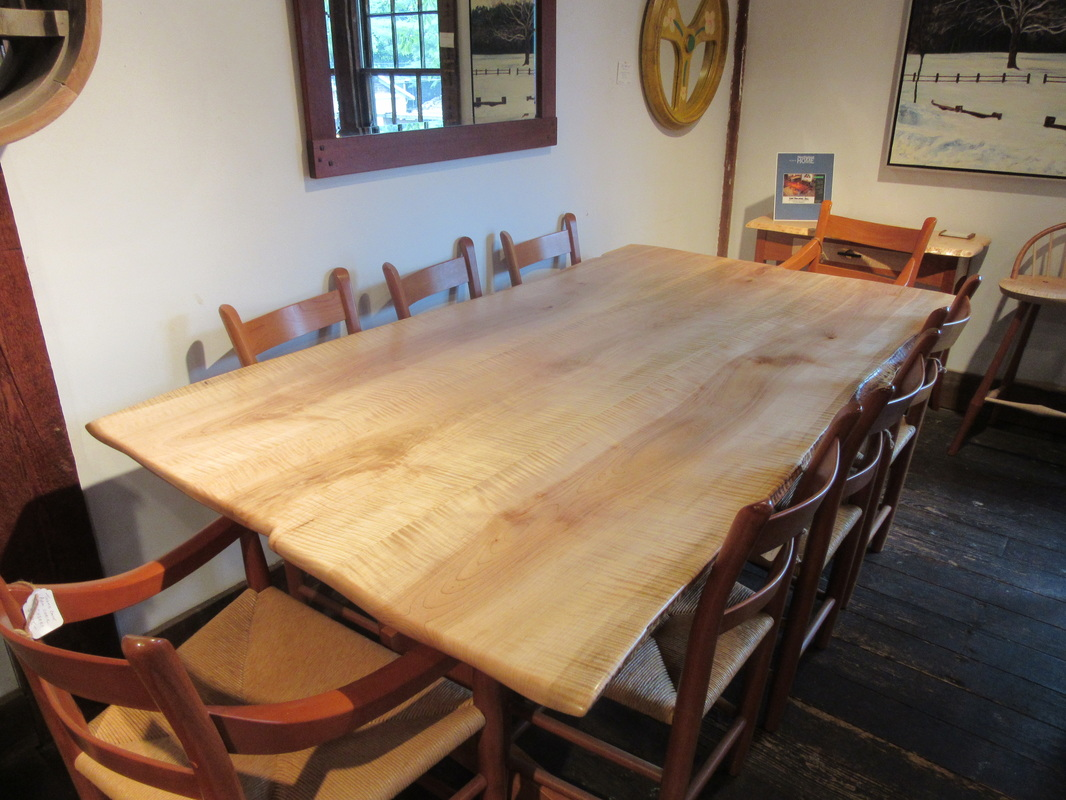 West Barnle Tables Dining