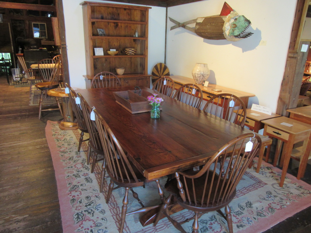 Picture. Trestle Table ... : trestle table dining set - pezcame.com